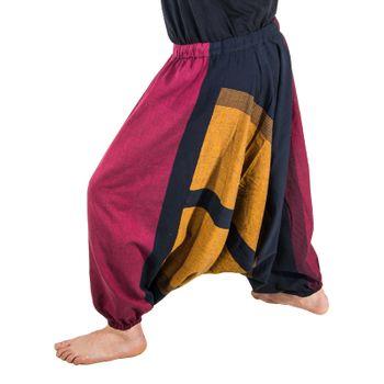 Oriental harem pants Aladdin pants – Bild 4