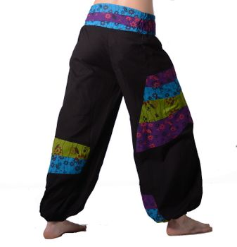 Colorful Hippie/ Cotton Pants - Ibiza Beach/ Wellness Pants – Bild 5