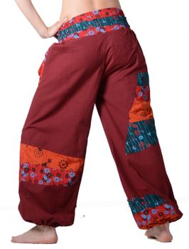 Colorful Hippie/ Cotton Pants - Ibiza Beach/ Wellness Pants – Bild 7