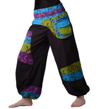 Colorful Hippie/ Cotton Pants - Ibiza Beach/ Wellness Pants – Bild 3