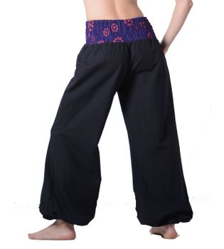 Colorful Hippie Pants - IBIZA Beach Pants/ Wellness Pants – Bild 2