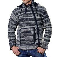 Baja Knit Jacket / Poncho 001