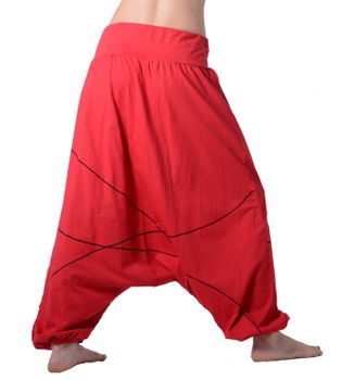Ibiza Wellness Pants Harem Pants Cotton Pants  – Bild 6