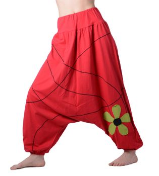 Ibiza Wellness Pants Harem Pants Cotton Pants  – Bild 5