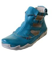Rovers 54007 Spangenschuh Sandalette Roma Turkise 001