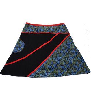 Mini Skirt in Great Summer Colors - Goa Patchwork – Bild 11