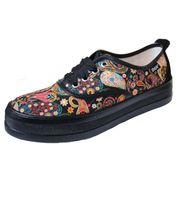 Break & Walk Sneaker mit Plateausohle B&W Schuhe 001