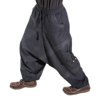 Kunst und Magie Men Goa harem pants in classic colors 001