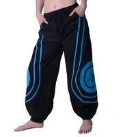 OM Unisex Psy Baggy Pants Hippie Hose Goa Cotton Dance Pants