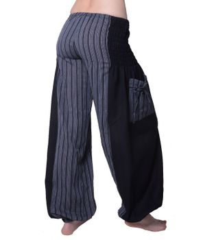 Hippie Goa Women's Pants with a Striped Pattern – Bild 4