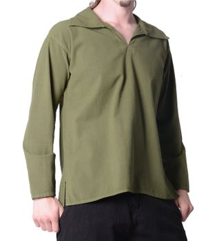 Alternative Casual Hippie Shirt for Men – Bild 3