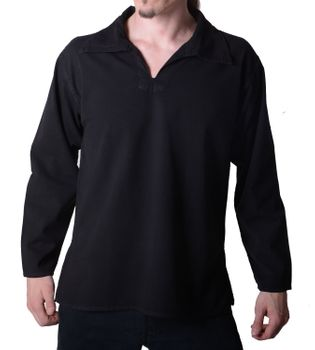 Alternative Casual Hippie Shirt for Men – Bild 1