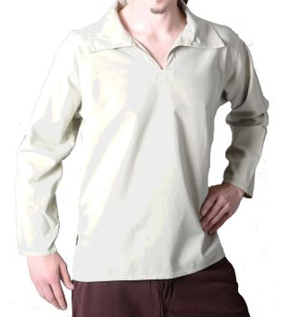 Alternative Casual Hippie Shirt for Men – Bild 4