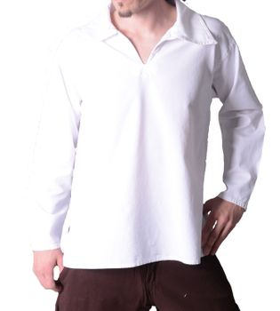 Alternative Casual Hippie Shirt for Men – Bild 5
