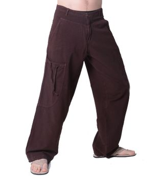 Goa Psy Hippie pants in an extraordinary design - Unisex leisure pants – Bild 3