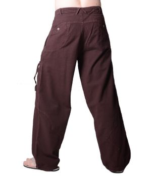 Goa Psy Hippie pants in an extraordinary design - Unisex leisure pants – Bild 4