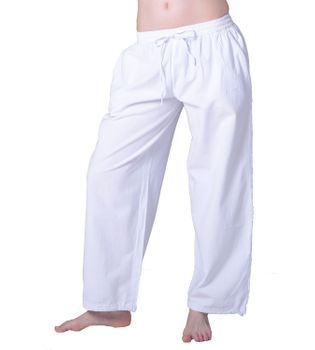 Casual Women's Summer Pants - Fashionable Design