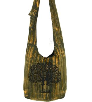 Cool Shoulder BABA BAG Goa Tree – Bild 2