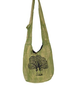 Cool Shoulder BABA BAG Goa Tree – Bild 3