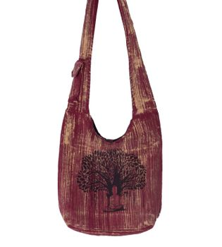 Cool Shoulder BABA BAG Goa Tree – Bild 4