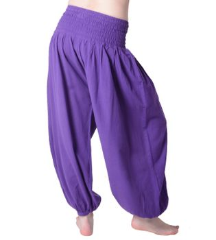 Hippie Goa Psy Women's Saroul Pants Cotton Pants Harem Pants Aladdin Pants – Bild 6