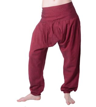 Elegant Women's Sarouel Pants Leisure Time Pants Hippie Goa Psy – Bild 3