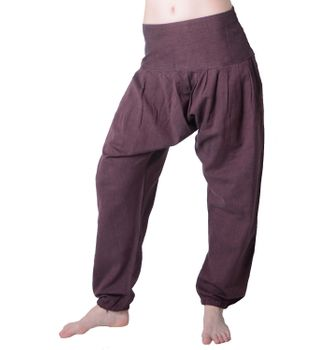Elegant Women's Sarouel Pants Leisure Time Pants Hippie Goa Psy – Bild 4