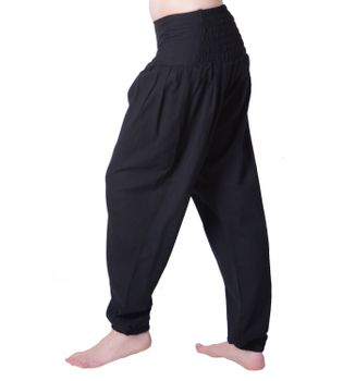 Elegant Women's Sarouel Pants Leisure Time Pants Hippie Goa Psy – Bild 9