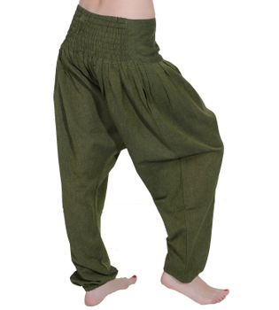 Modische Freizeithose Damenhose Hippie in ausgefallenem Design – Bild 7