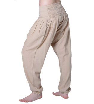 Modische Freizeithose Damenhose Hippie in ausgefallenem Design – Bild 2