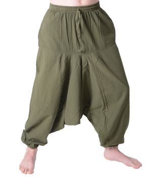 Harem Pants Sarouel Pants Hippie - Goa Unisex – Bild 1