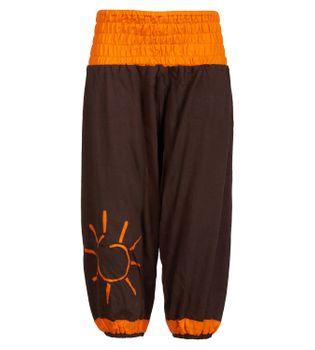 "Oriental Kids Harem Pants ""Sun"" Om Goa Hippie – Bild 1"