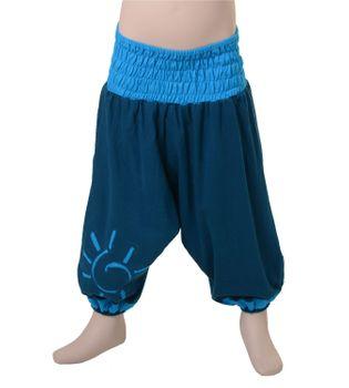 "Oriental Kids Harem Pants ""Sun"" Om Goa Hippie – Bild 10"