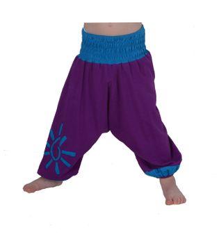 "Oriental Kids Harem Pants ""Sun"" Om Goa Hippie – Bild 7"