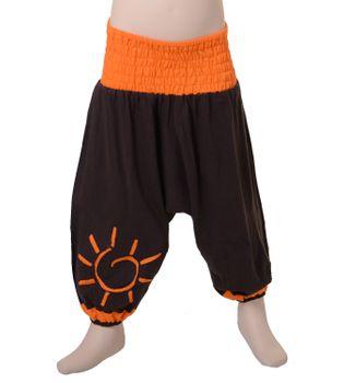 "Oriental Kids Harem Pants ""Sun"" Om Goa Hippie – Bild 9"