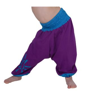 "Oriental Kids Harem Pants ""Sun"" Om Goa Hippie – Bild 8"