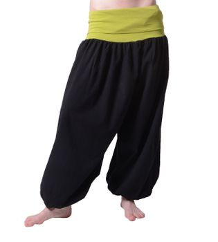 Beautiful Harem Pants with Ribbon Goa Psy Hippie Aladdin Pants