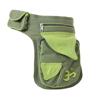 Extraordinary OM Festival Belt Bag Goa Shoulder Bag Fanny Pack Hippie – Bild 5