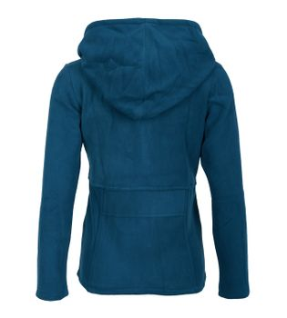 Women's Hippie Fleece Jacket with Hood – Bild 4