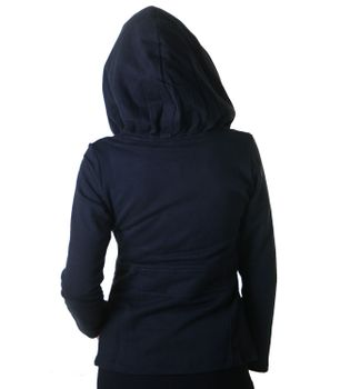 Cotton Hoodie with Fleece Lining – Bild 11