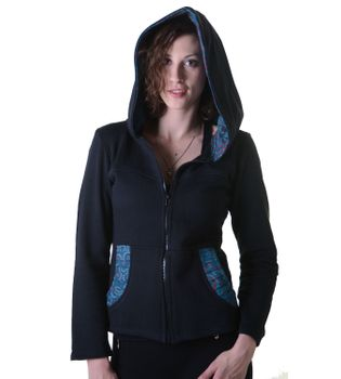 Cotton Hoodie with Fleece Lining – Bild 6
