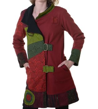 Extravagant Goa Cotton Coat for Women – Bild 2
