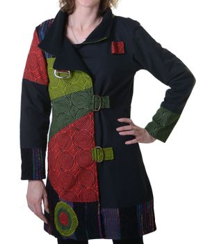 Extravagant Goa Cotton Coat for Women – Bild 3
