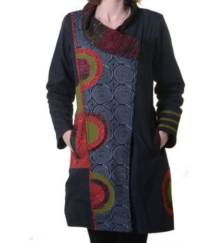 Stylish Goa Cotton Coat for Women – Bild 3