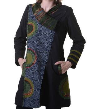 Stylish Goa Cotton Coat for Women – Bild 1