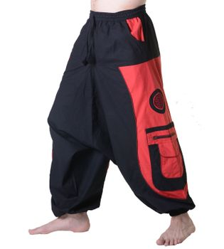 Men's - Aladdin Pants Harem Pants with Extraordinary Design  – Bild 6
