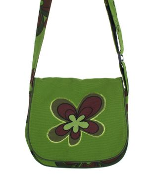 Alternative Women's Purse with Flower Pattern – Bild 1