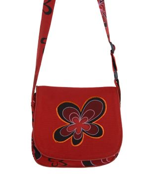 Alternative Women's Purse with Flower Pattern – Bild 2
