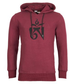 Unique Men's Hoodie with Tibetan OM-Symbol – Bild 2