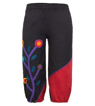 "Kinderhose ""The Tree"" Om Aladinhose Goa Hippie – Bild 5"